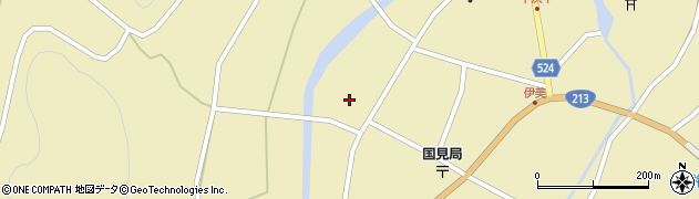 大分県国東市国見町伊美2505周辺の地図