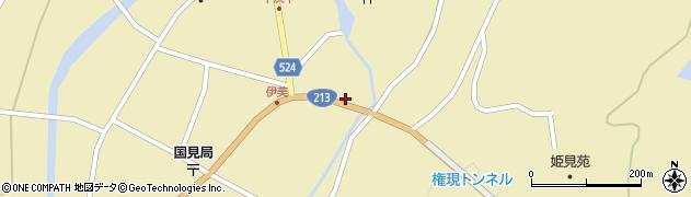 大分県国東市国見町伊美2736周辺の地図