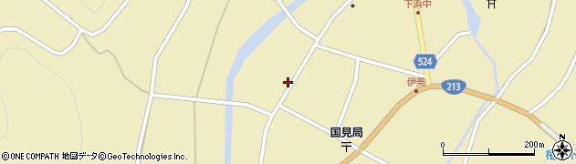 大分県国東市国見町伊美2538周辺の地図