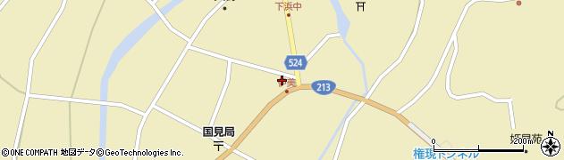 大分県国東市国見町伊美2684周辺の地図