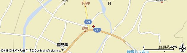 大分県国東市国見町伊美2728周辺の地図