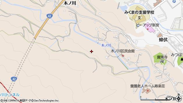 〒647-0073 和歌山県新宮市木ノ川の地図