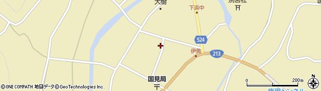 大分県国東市国見町伊美2577周辺の地図
