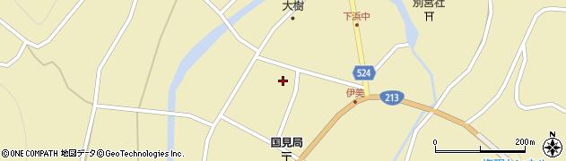 大分県国東市国見町伊美2562周辺の地図