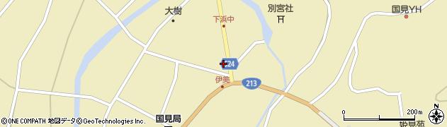 大分県国東市国見町伊美2686周辺の地図