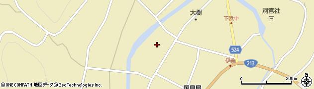 大分県国東市国見町伊美2525周辺の地図
