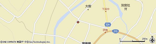 大分県国東市国見町伊美2546周辺の地図