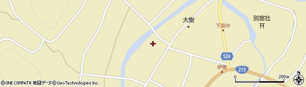 大分県国東市国見町伊美2528周辺の地図