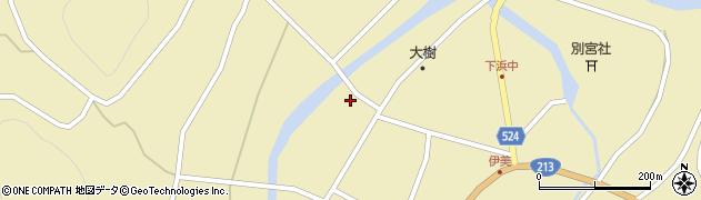 大分県国東市国見町伊美2530周辺の地図