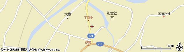 大分県国東市国見町伊美2693周辺の地図