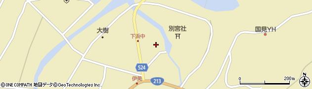 大分県国東市国見町伊美2697周辺の地図