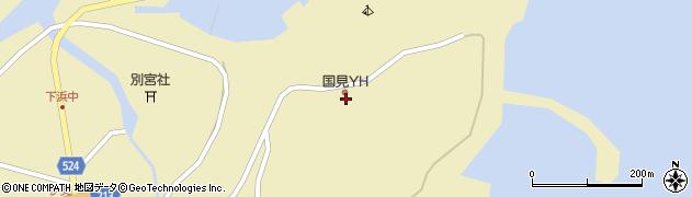 大分県国東市国見町伊美3750周辺の地図