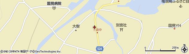 大分県国東市国見町伊美2702周辺の地図