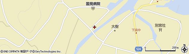 大分県国東市国見町伊美2019周辺の地図