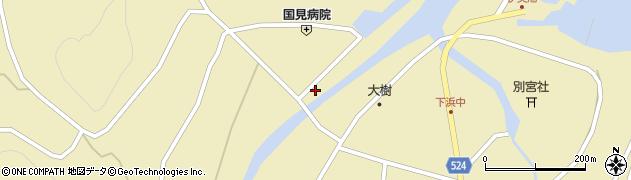大分県国東市国見町伊美2016周辺の地図