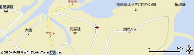 大分県国東市国見町伊美2712周辺の地図