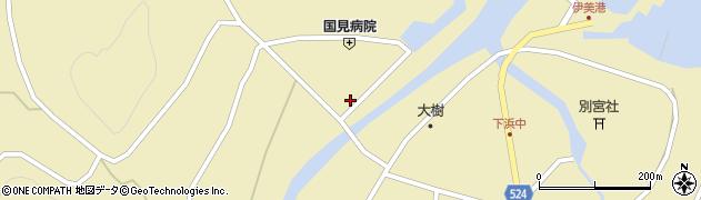 大分県国東市国見町伊美2017周辺の地図