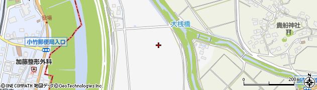 福岡県飯塚市口原周辺の地図