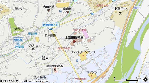 〒649-2100 和歌山県西牟婁郡上富田町(以下に掲載がない場合)の地図