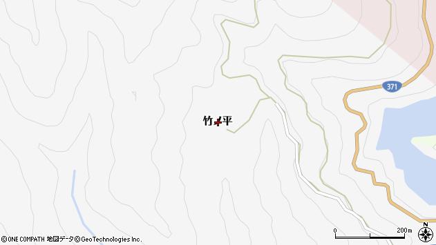 〒646-1324 和歌山県田辺市竹ノ平の地図