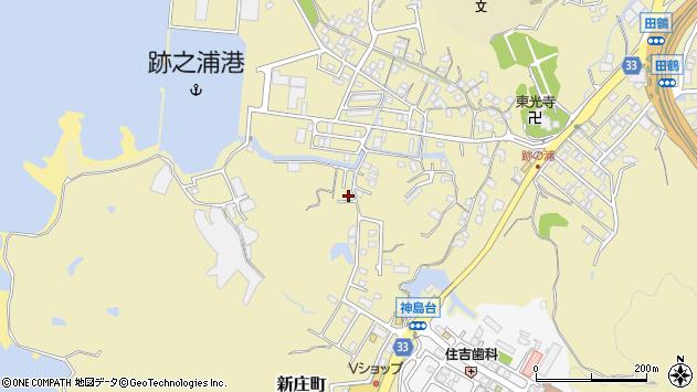 〒646-0011 和歌山県田辺市新庄町の地図