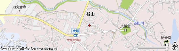 デイサービスゆとり周辺の地図