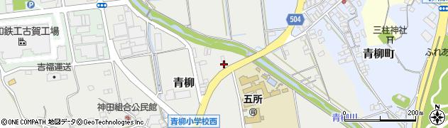 平川設備周辺の地図