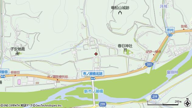 〒649-2107 和歌山県西牟婁郡上富田町市ノ瀬の地図