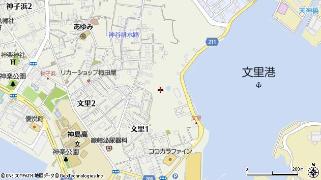 〒646-0023 和歌山県田辺市文里の地図