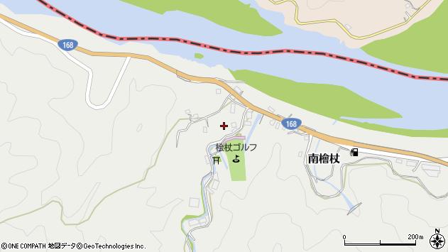 〒647-0054 和歌山県新宮市南檜杖の地図