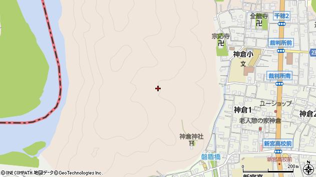 〒647-0081 和歌山県新宮市新宮の地図
