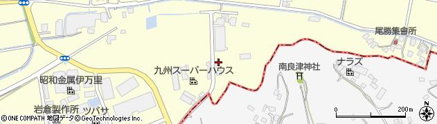 東京機材工業株式会社 九州営業所周辺の地図