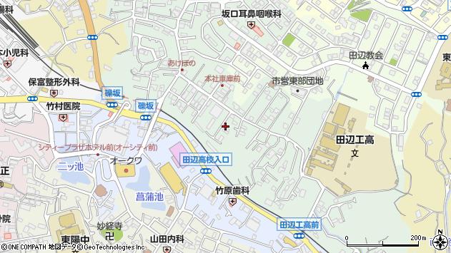 〒646-0021 和歌山県田辺市あけぼのの地図