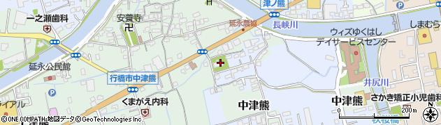 大儀寺周辺の地図