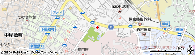 藤厳神社周辺の地図