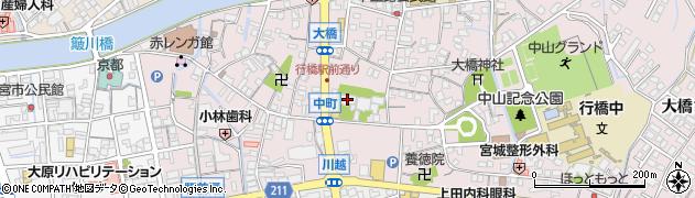 禅興寺周辺の地図