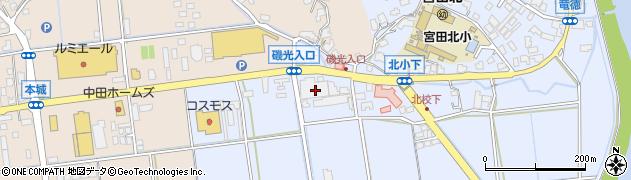 小松酒類販売株式会社周辺の地図