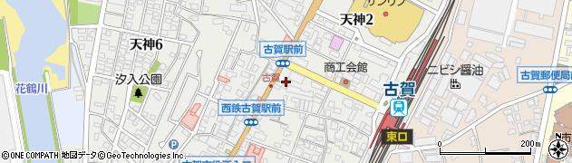 株式会社東部ハウジング周辺の地図