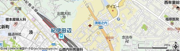三敬院周辺の地図