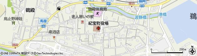 三重県南牟婁郡紀宝町周辺の地図