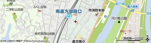 石橋康宣司法書士事務所周辺の地図