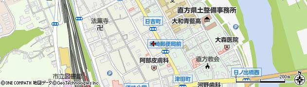 福岡県直方市須崎町12周辺の地図