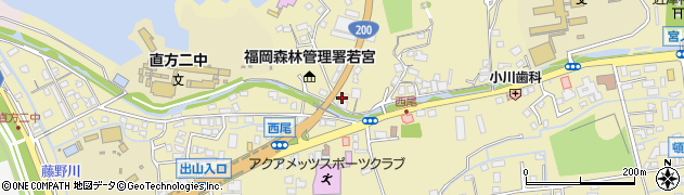 有限会社福智電機工業所周辺の地図