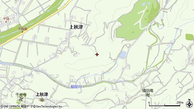 〒646-0001 和歌山県田辺市上秋津の地図