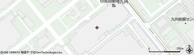 日産自動車九州株式会社 工務部工務課成形保全周辺の地図
