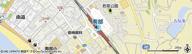 和歌山県日高郡みなべ町周辺の地図