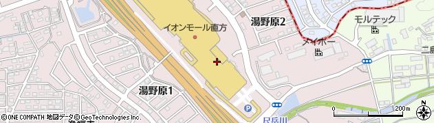 シーベレットファムイオン直方店周辺の地図
