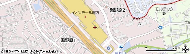 株式会社カトレア P.R.S.イオンモール直方店周辺の地図