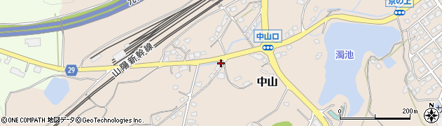 オートガレージメレンキャンプ周辺の地図