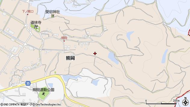 〒645-0023 和歌山県日高郡みなべ町熊岡の地図